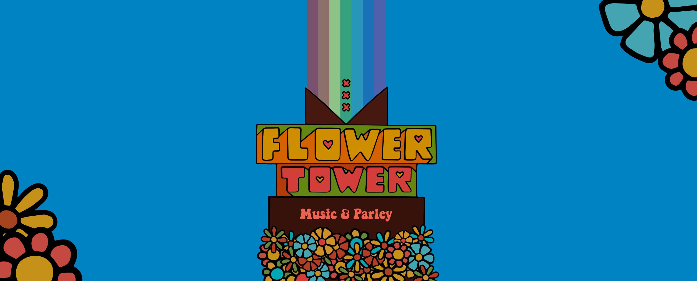 Flower Tower Online Weekender