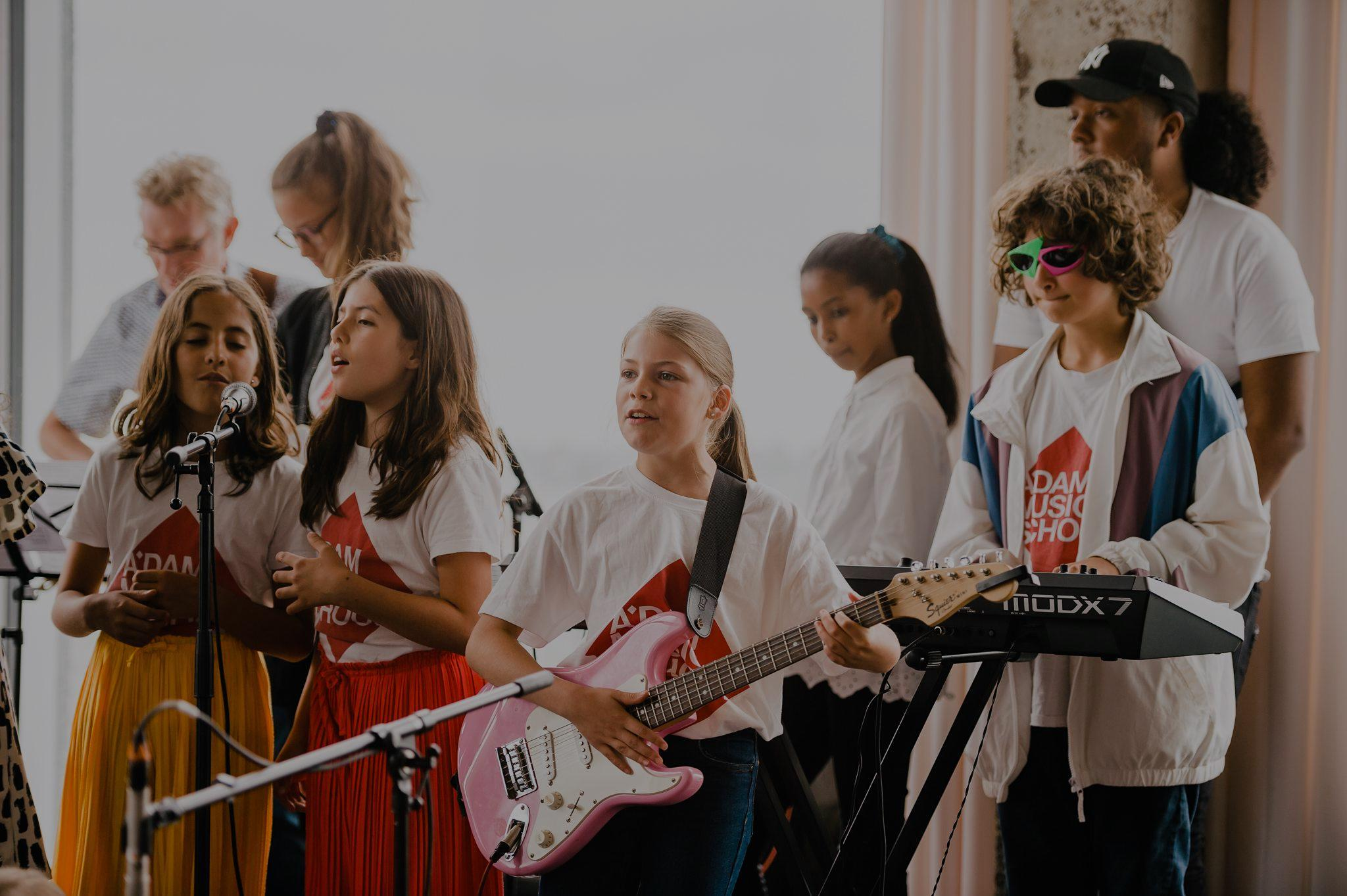 A'DAM Music School Season Finale @ Home
